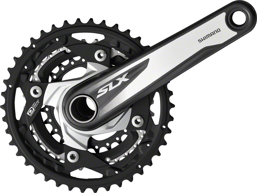 CRANK SLX M672 10 SPEED 175MM 40-30-22